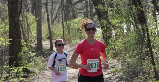 spring trail run