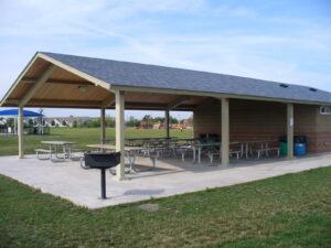 Prairie Point Shelter